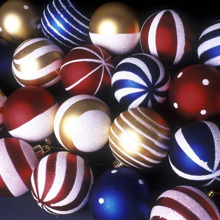 ilustrations: Christmas decorations