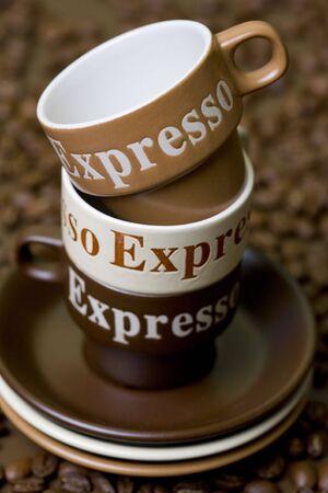coffee still life Stock Photo - 7468607