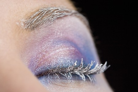 detail of make-up Stock Photo - 7502543
