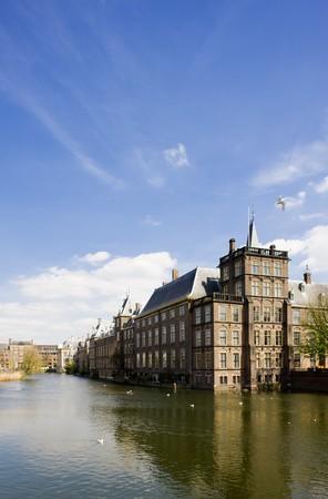 parliaments: Binnenhof, The Hague, Netherlands Archivio Fotografico