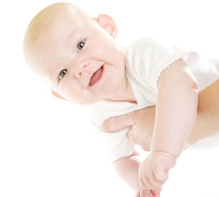baby's portrait Stock Photo - 7564260