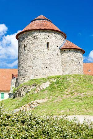znojmo region: Rotunda of Saint Catherine, Znojmo, Czech Republic