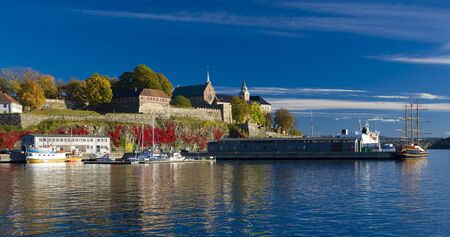 oslo: Akershus Fortress, Oslo, Norway