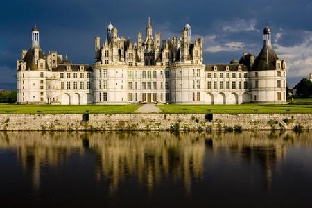 castles: Chambord Castle, Loir-et-Cher, Centre, France