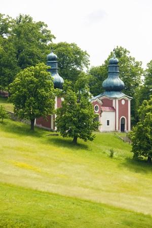 peregrinación: lugar de peregrinaci�n, Banska Stiavnica, Eslovaquia