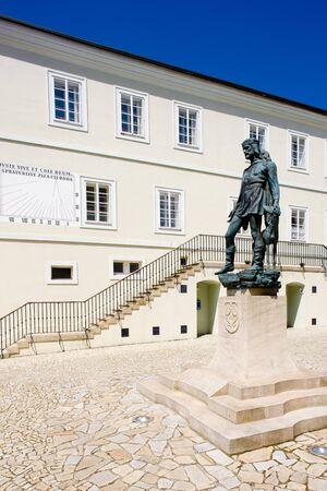 gildhalls: former town hall (now museum), Nove Mesto nad Metuji, Czech Republic