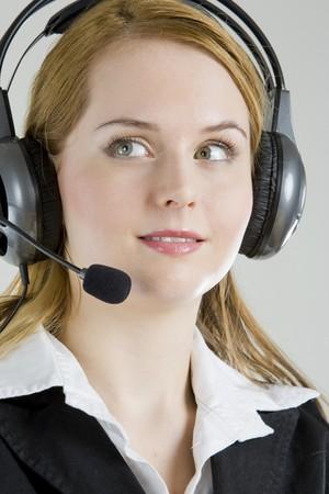 operator's portrait Stock Photo - 7875749