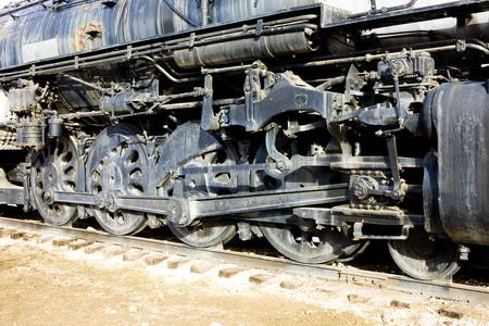 Colorado Railroad Museum, USA Stock Photo - 8134848