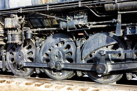 steam traction: Colorado Railroad Museum, USA
