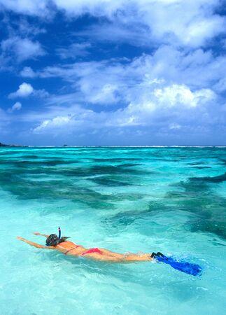 snorkeling photo