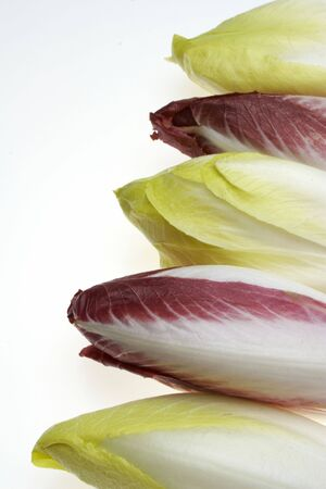 aliments: endives Stock Photo
