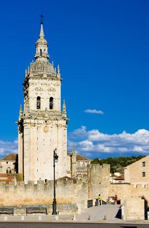 El Burgo de Osma, Soria Province, Castile and Leon, Spain photo