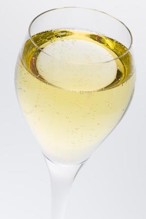 wine glass of champagne Stock Photo - 8133899