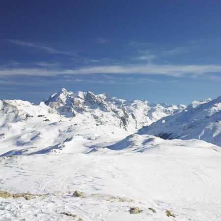 Alps Mountains, Savoie, France Stock Photo - 8217772