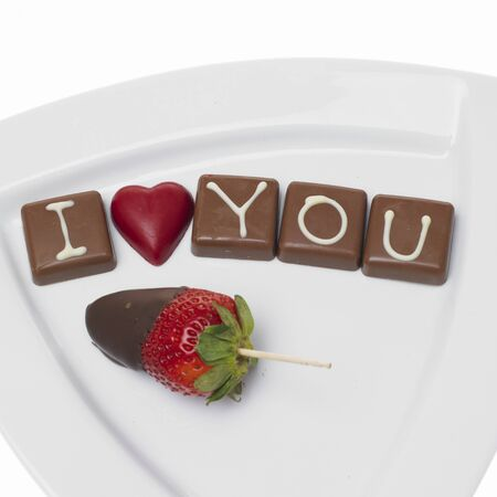 festival moments: chocolate Saint Valentine