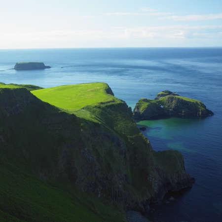 seascape, County Antrim, Northern Ireland Stock Photo - 8217767