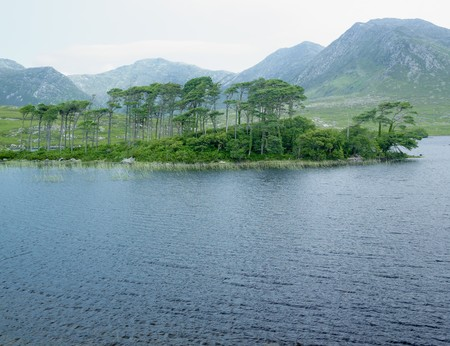 lough: Derryclare Lough, County Galway, Ireland