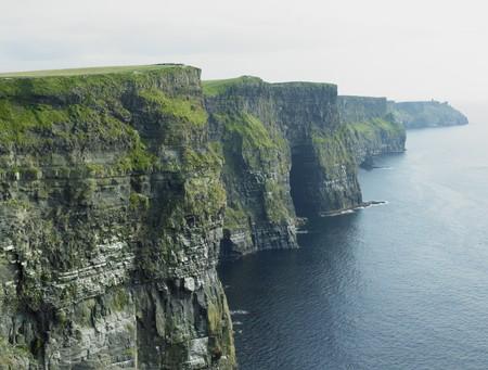 costal: Cliffs of Moher, Burren, County Clare, Ireland