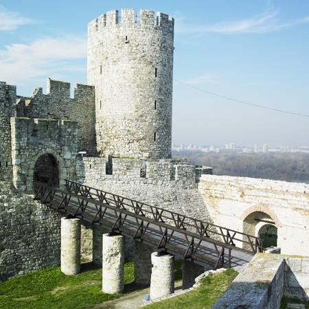 former yugoslavia: fortress Kalemegdan, Belgrade, Serbia
