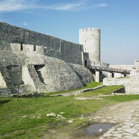 serbia: fortress Kalemegdan, Belgrade, Serbia