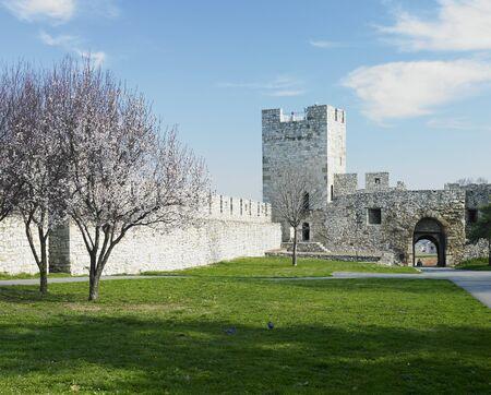 belgrade: fortress Kalemegdan, Belgrade, Serbia