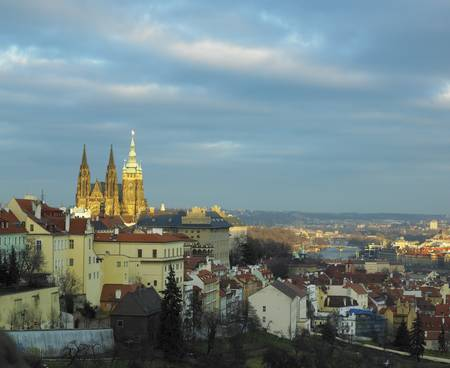 Hradcany, Prague, Czech Republic photo