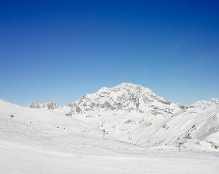 Alps Mountains, Savoie, France Stock Photo - 8335865