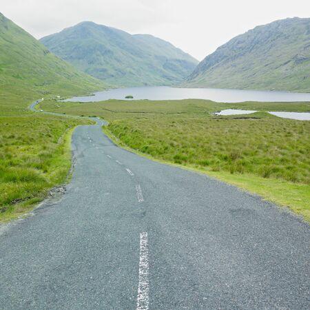 lough: Doo Lough Pass, County Mayo, Ireland