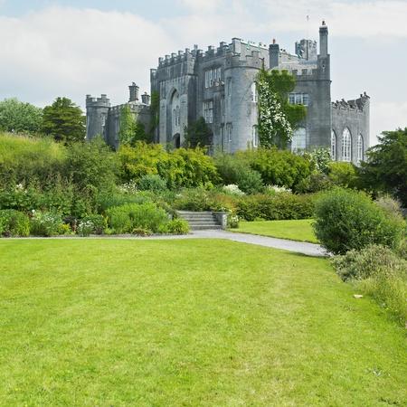 castillos: Castillo de Birr, Condado de Offaly, Irlanda