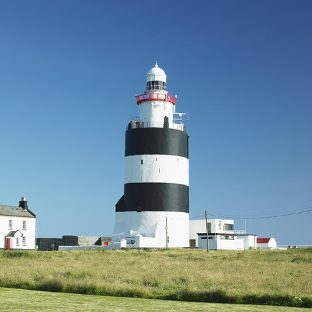 lighthouse, Hook Head, County Wexford, Ireland photo