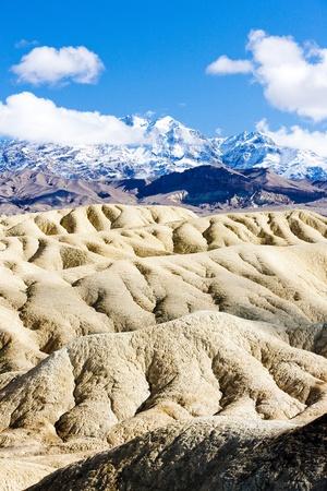 Zabriskie Point, Death Valley National Park, California, USA photo