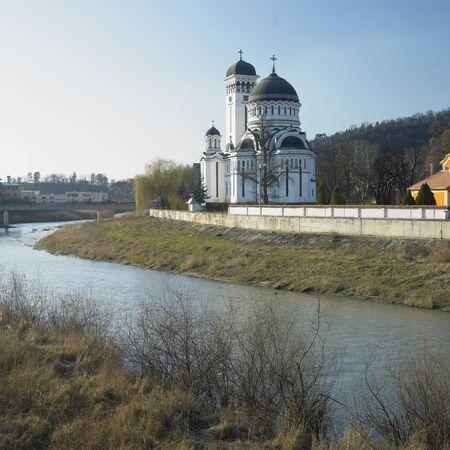 rumania: orthodox cathedral, Sighisoara, Romania