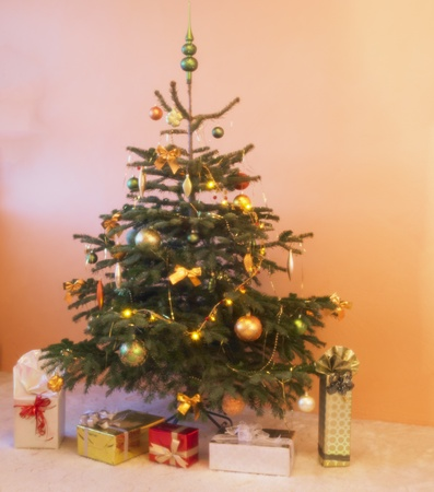 festival moments: Christmas tree
