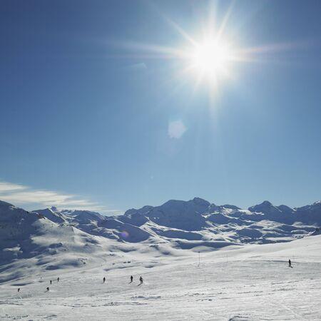 Alps Mountains, Savoie, France Stock Photo - 8382805