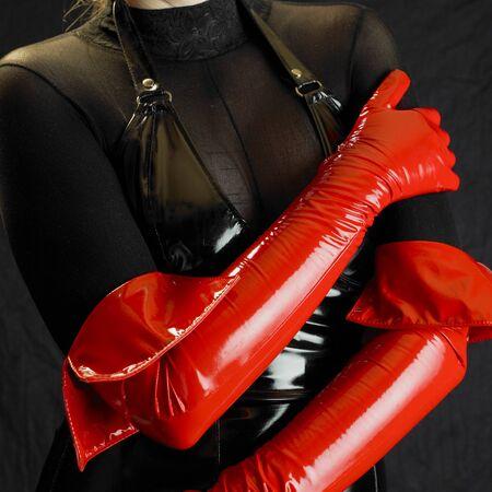 latex gloves Stock Photo - 8382599