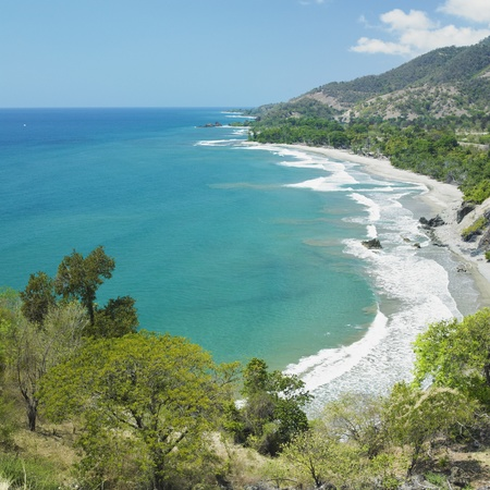 the silence of the world: coastline, Granma Province, Cuba