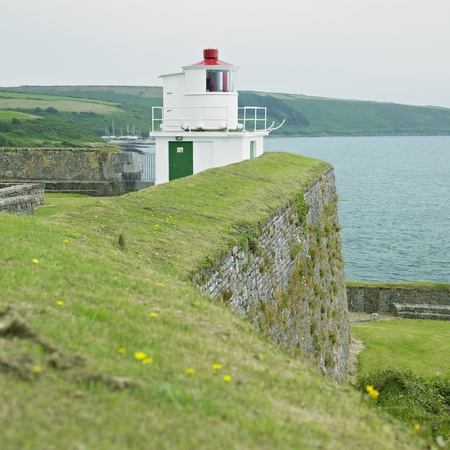 charles county: lighthouse, Charles Fort, County Cork, Ireland
