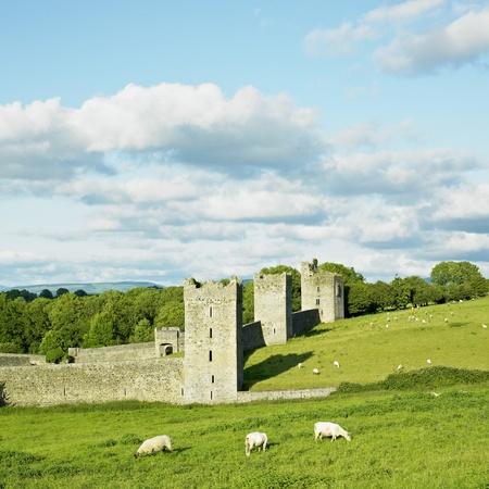 friaries: Kells Priory, County Kilkenny, Ireland