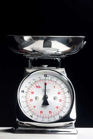 kitchen scales photo