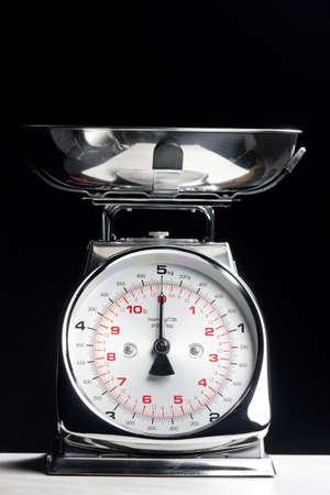 kitchen scales Stock Photo - 8387083