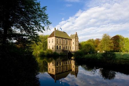 castle in Vorden, Gelderland, Netherlands Stock Photo - 8459022
