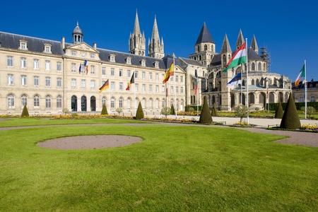 hommes: Iglesia de San ?tienne, L?Abbaye Aux Hommes, Normand�a, Francia