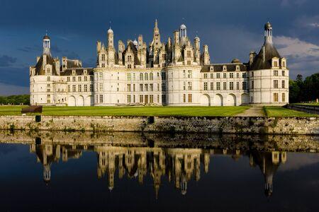 chambord: Chambord Castle, Loir-et-Cher, Centre, France