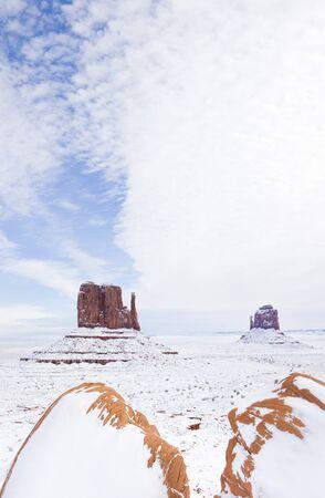 The Mittens, Monument Valley National Park, Utah-Arizona, USA photo