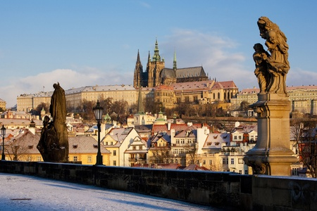 Charles Bridge, Prague, Czech Republic photo