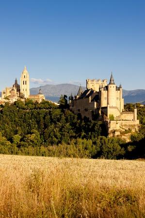 castile leon: Segovia, Castile and Leon, Spain