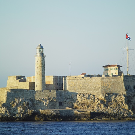 Castillo del Morro, Havana, Cuba photo