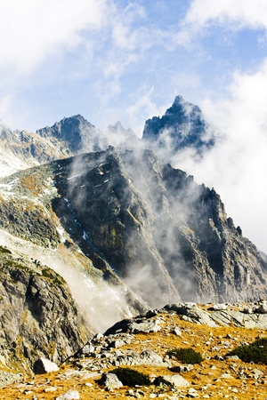 tatras tatry: Vysoke Tatry (High Tatras), Slovakia