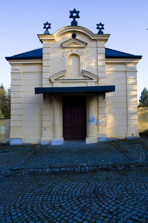 trebic: synagogue, Trebic, Czech Republic