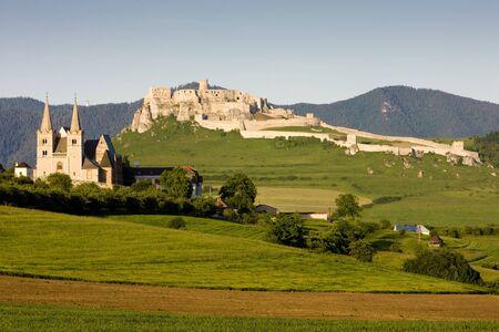 slovakia: Capitolo Spisska e il castello di Timisoara, Slovacchia
